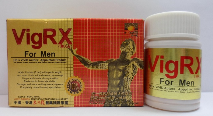 VigRX Plus Walgreens