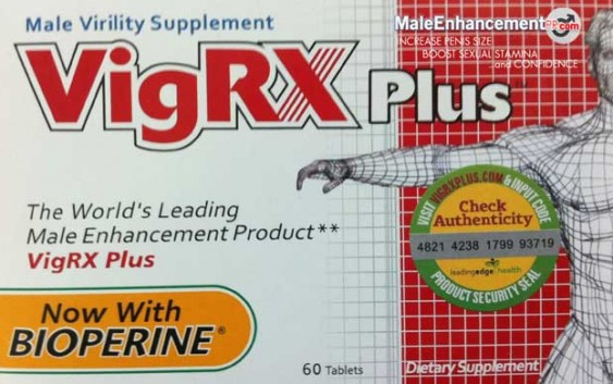 Produk Original VigRX Plus