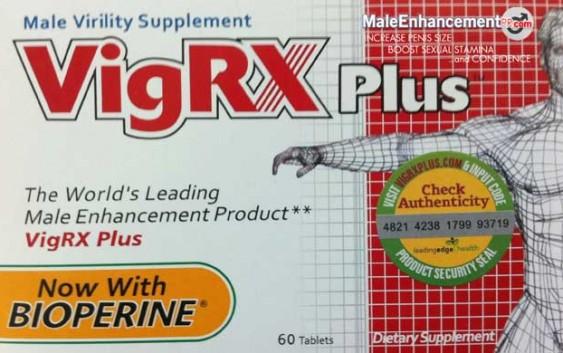 VigRX Plus Testosterone