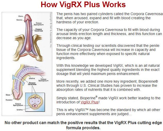 Vigrx plus vs cialis