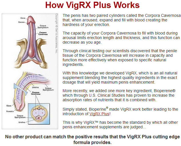 VigRX Plus Webmd
