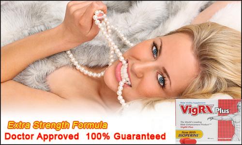 Side Effects Of VigRX Plus Pills