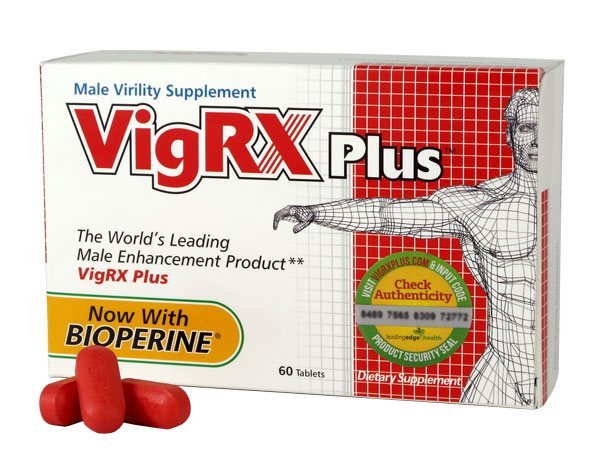 VigRX Plus Natural Male Enhancement Pills