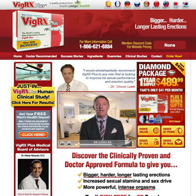 VigRX Plus Amazon Uk
