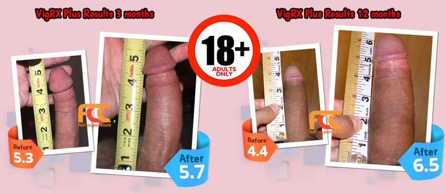 VigRX Plus Length Gains