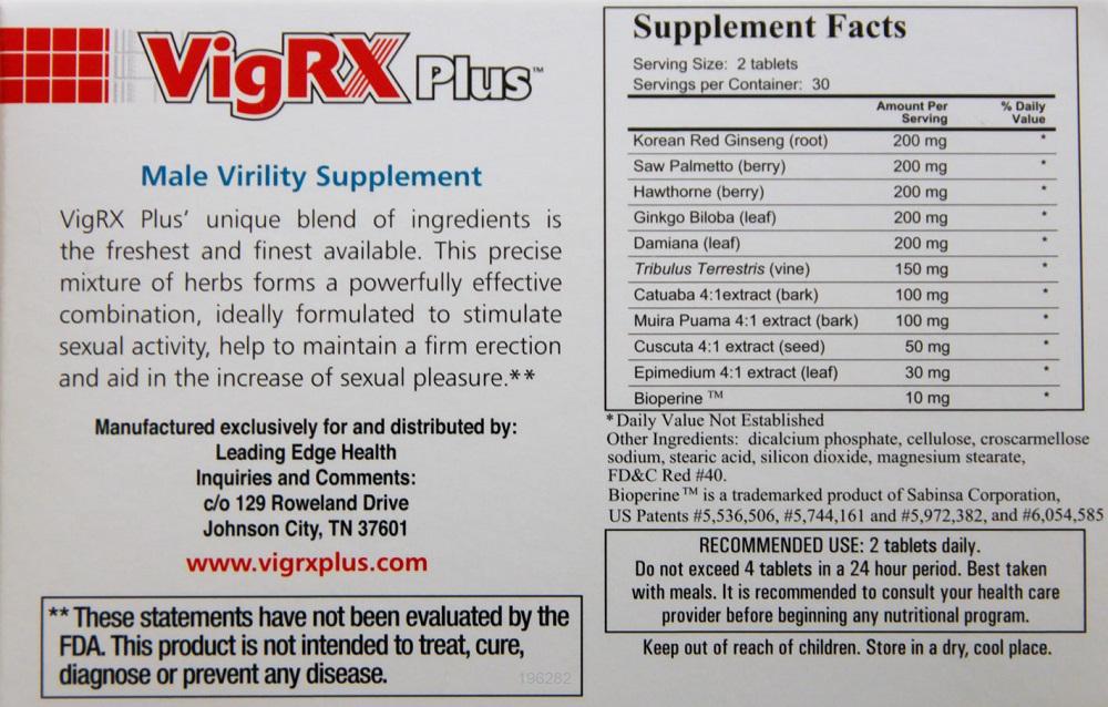 VigRX Plus Lazada