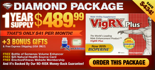 VigRX Plus And Viagra Together